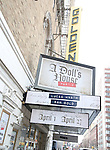 'A Dolls House Part 2' - Theatre Marquee