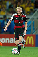 Andre Schurrle of Germany