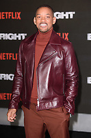 """Will Smith<br /> arriving for the """"Bright"""" European premiere at the BFI South Bank, London<br /> <br /> <br /> ©Ash Knotek  D3364  15/12/2017"""