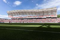 SANDY, UT - JUNE 10: USMNT during a game between Costa Rica and USMNT at Rio Tinto Stadium on June 10, 2021 in Sandy, Utah.