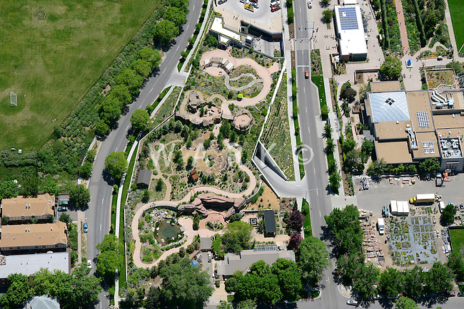 Denver Botanical Gardens, June 2014. 84684