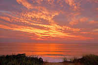 Sunrise, Cape Cod National seashore, Eastham, Cape Cod, MA,