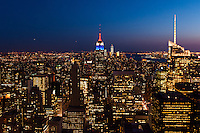 US Soccer Empire State Building Lighting