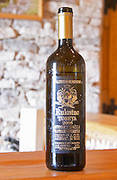Rukatac Toreta 2005 Toreta Vinarija Winery Toreta Vinarija Winery in Smokvica village on Korcula island. Vinarija Toreta Winery, Smokvica town. Peljesac peninsula. Dalmatian Coast, Croatia, Europe.