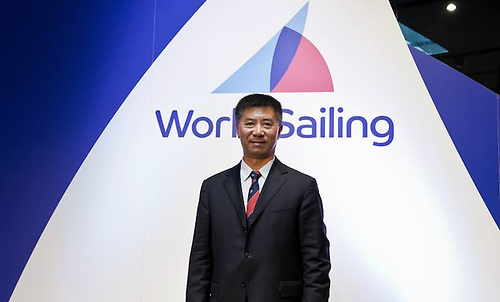 Quanhai Li (CHN) has been elected as World Sailing President
