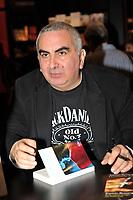 Montreal (Quebec) CANADA - Nov 21 2009 -Salon du Livre 2009 : Tonino Benaquista