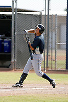 Anthony Phillips - Seattle Mariners 2009 Instructional League .Photo by:  Bill Mitchell/Four Seam Images..