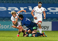 Friday 14th May 2021; Rob Lyttle during the Guinness PRO14 Rainbow Cup Round 3 clash between Leinster and Ulster at The RDS Arena, Ballsbridge, Dublin, Ireland. Photo by John Dickson/Dicksondigital