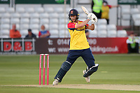 Tom Westley in batting action for Essex during Essex Eagles vs Hampshire Hawks, Vitality Blast T20 Cricket at The Cloudfm County Ground on 11th June 2021