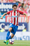 Stefan Savic of Atletico de Madrid in action during their La Liga match between Atletico de Madrid vs Athletic de Bilbao at the Estadio Vicente Calderon on 21 May 2017 in Madrid, Spain. Photo by Diego Gonzalez Souto / Power Sport Images