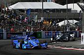 2017 Verizon IndyCar Series<br /> Toyota Grand Prix of Long Beach<br /> Streets of Long Beach, CA USA<br /> Sunday 9 April 2017<br /> Scott Dixon<br /> World Copyright: Scott R LePage/LAT Images<br /> ref: Digital Image lepage-170409-LB-8667
