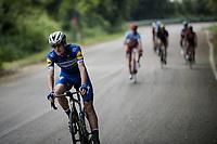 Mikkel Frølich Honoré (DEN/Deceuninck - Quick Step)<br /> <br /> Stage 8: Tortoreto Lido to Pesaro (239km)<br /> 102nd Giro d'Italia 2019<br /> <br /> ©kramon