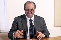 """Antonio Di Pietro<br /> Roma 21-01-2014 Stampa Estera. Presentazione del libro """" La vera Costituzione italiana"""" di Marcello Troiani <br /> Photo Samantha Zucchi Insidefoto"""