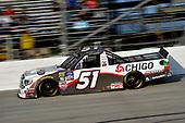 #51: Brandon Jones, Kyle Busch Motorsports, Toyota Tundra Chigo/Menards