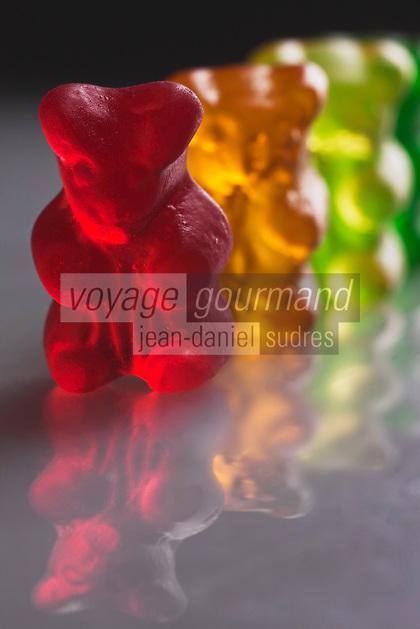 Cuisine/Gastronomie générale/ Confiserie: Oursons en Guimauve