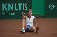 Hilversum, Netherlands, August 12, 2016, National Junior Championships, NJK, <br /> Photo: Tennisimages/Henk Koster