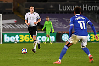 Ryan Bennett of Swansea City during the Sky Bet Championship match between Swansea City and Cardiff City at the Liberty Stadium in Swansea, Wales, UK. Saturday 20 March 2021