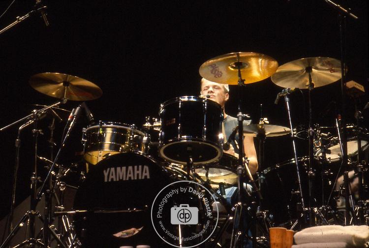 Larry Mullen of U2