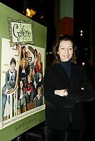 Montreal (Qc) CANADA - December 2007 file photo-<br /> Renée-Claude Brazeau,<br /> launch of La galere (TV) DVD.<br /> Alliance Vivafilm, Productions RCB inc.,et Cirrus ont lancé mercredi 5 décembre le coffret DVD de la premiZre saison de la série « La GalZre C, diffusée sur les ondes de Radio-Canada. Ont participé ? ce lancement : lOauteure Renée-Claude Brazeau, la réalisatrice Sophie Lorain, et la plupart des comédiennes et comédiens dont Anne Casabonne, HélZne Florent, Brigitte Lafleur et GeneviZvre Rochette.<br /> <br /> photo (c) Pierre Roussel- Images Distribution