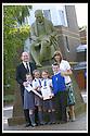 06/09/2007       Copyright Pic: James Stewart.File Name : sp_jspa08_weather_comp.SCOTTISH POWER : ROYAL METEOROLOGICAL SOCIETY : 2007 SCHOOLS WEATHER COMPETITION. .ALAN KELLY OF SCOTTISH POWER AND TEACHER LYNNE MCGUGAN PRESENT THE PUPILS FROM KING'S OAK PRIMARY SCHOOL, GREENOCK, WITH THEIR CERTIFICATE  AFTER THEY WON THE ROYAL METEOROLOGICAL SOCIETY'S, 2007 SCHOOLS WEATHER COMPETITION, SPONSORED BY SCOTTISH POWER, UNDER THE WATCHFUL EYE OF GREENOCK'S FAMOUS SON JOHN WATT... THE PUPILS ARE LtoR SEONAID MCLAUGHLAN (9), REBECCA KEMP (10), JENNA HOLMES (10) AND KYLE LINDSAY (10).....James Stewart Photo Agency 19 Carronlea Drive, Falkirk. FK2 8DN      Vat Reg No. 607 6932 25.Office     : +44 (0)1324 570906     .Mobile   : +44 (0)7721 416997.Fax         : +44 (0)1324 570906.E-mail  :  jim@jspa.co.uk.If you require further information then contact Jim Stewart on any of the numbers above........