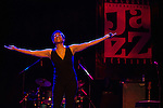 Bettye Lavette plays the Vogue Theatre, June 22, 2013 in the Vancouver International Jazz Festival