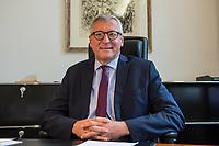 Bernhard Felmberg, seit Oktober 2020 Evangelischer Militaerbischof fuer die Bundeswehr. <br /> 19.10.2020, Berlin<br /> Copyright: Christian-Ditsch.de