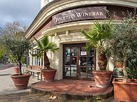 Poletto Winebar Eppendorf, Eppendorfer Weg 287 in Hamburg-Hoheluft-Ost, Deutschland, Europa<br /> Poletto Winebar Eppendorf, Eppendorfer Weg 287 in Hamburg-Hoheluft-Ost, Germany, Europe
