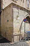 Via Dolorosa, Jerusalem's Arab Market