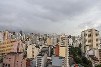 SÃO PAULO,SP, 17.03.2019 - TURISMO-SÃO PAULO - Vista da região central da cidade de São Paulo. (Foto: William Volcov/Brazil Photo Press)