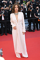 CANNES, FRANCE. July 10, 2021: Adele Exarchopoulos  at the premiere of Peaceful (De Son Vivant) at the 74th Festival de Cannes.<br /> Picture: Paul Smith / Featureflash