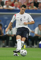 John Terry.  Portugal defeated England on penalty kicks after playing to a 0-0 tie in regulation in their FIFA World Cup quarterfinal match at FIFA World Cup Stadium in Gelsenkirchen, Germany, July 1, 2006.