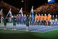 6-4-07, England, Birmingham, Tennis, Daviscup England-Netherlands, Opening Ceremony