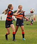 U 13 Girls Fast Rip, Papatoetoe v Beachlands Maraetai, Papatoetoe Recreation Grounds, Auckland, Saturday 8 May 2020. Photo: Simon Watts/www.bwmedia.co.nz