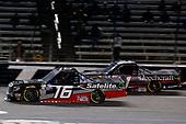 #16: Austin Hill, Hattori Racing Enterprises, Toyota Tundra Safelite AutoGlass and #51: Kyle Busch, Kyle Busch Motorsports, Toyota Tundra Cessna