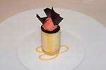 PAN Dessert, Li Alto Mastai Restaurant, Rome, Italy, Europe