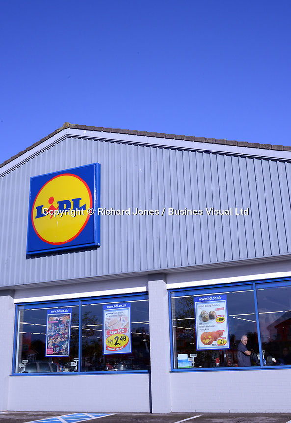 LiDL : Supermarket : Retail<br /> Lidl is a German global discount supermarket chain.