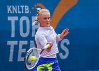 Amstelveen, Netherlands, 6 Juli, 2021, National Tennis Center, NTC, Amstelveen Womans Open, Suzan Lamens (NED)<br /> Photo: Henk Koster/tennisimages.com