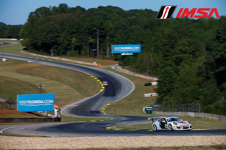 IMSA Porsche GT3 Cup Challenge USA<br /> Road Atlanta<br /> Road Atlanta, Braselton GA<br /> Wednesday 4 October 2017<br /> 99, Alan Metni, GT3G, USA, 2016 Porsche 991<br /> World Copyright: Jake Galstad<br /> LAT Images
