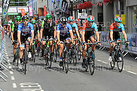 "The start of the race during the Abergavenny Festival of Cycling ""Grand Prix of Wales"" race on Sunday 17th 2016<br /> <br /> <br /> Jeff Thomas Photography -  www.jaypics.photoshelter.com - <br /> e-mail swansea1001@hotmail.co.uk -<br /> Mob: 07837 386244 -"