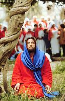 - traditional celebrations of the Easter, representation of the Passion of Jesus Christ in Palazzo Adriano....- celebrazioni tradizionali della Pasqua, rappresentazione della Passione di Gesù Cristo a Palazzo Adriano