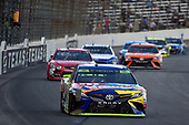 Monster Energy NASCAR Cup Series<br /> AAA Texas 500<br /> Texas Motor Speedway<br /> Fort Worth, TX USA<br /> Sunday 5 November 2017<br /> Kyle Busch, Joe Gibbs Racing, M&M's Caramel Toyota Camry<br /> World Copyright: John K Harrelson<br /> LAT Images