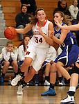 O'Gorman at Washington Girls Basketball