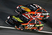 Monster Energy NASCAR Cup Series<br /> Coca-Cola 600<br /> Charlotte Motor Speedway, Concord, NC USA<br /> Sunday 28 May 2017<br /> Erik Jones, Furniture Row Racing, 5-hour ENERGY Extra Strength Toyota Camry Martin Truex Jr, Furniture Row Racing, Bass Pro Shops/TRACKER BOATS Toyota Camry<br /> World Copyright: Matthew T. Thacker<br /> LAT Images<br /> ref: Digital Image 17CLT2mt1778