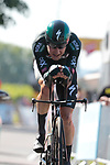 Wilco Kelderman (NED) Bora-Hansgrohe during Stage 20 of the 2021 Tour de France, an individual time trial running 30.8km from Libourne to Saint-Emilion, France. 17th July 2021.  <br /> Picture: Colin Flockton | Cyclefile<br /> <br /> All photos usage must carry mandatory copyright credit (© Cyclefile | Colin Flockton)