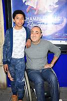 Champs Elysees Film Festival 2017 Makan Nathan Diapra, Berni Goldblat