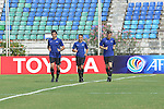 Pre-Match Activity during the AFC CUP 2016 of the Group G Match Day 1 on 24 February 2016 Yanon United (MYA)  vs South China (HKG) at Youth Training Centre, Yangon  Photo by Power Sport Images