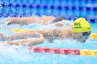 Braedon Jason / Swimming Heats<br />Tokyo Aquatic Centre <br />2020 Tokyo Paralympic Games<br />Paralympics Australia / Day 10<br />Tokyo Japan :  Fridayday 3 September 2021<br />© Sportshoot / Delly Carr / PA