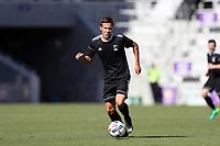 Orlando, Florida - Monday January 15, 2018: Matias Pyysalo. Match Day 2 of the 2018 adidas MLS Player Combine was held Orlando City Stadium.