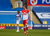 13th February 2021; Madejski Stadium, Reading, Berkshire, England; English Football League Championship Football, Reading versus Millwall; Jon Daoi Boovarsson of Millwall
