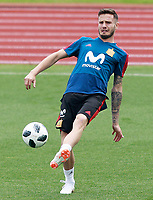 Spain's Saul Niguez during training session. May 29,2018.(ALTERPHOTOS/Acero) /NortePhoto.com